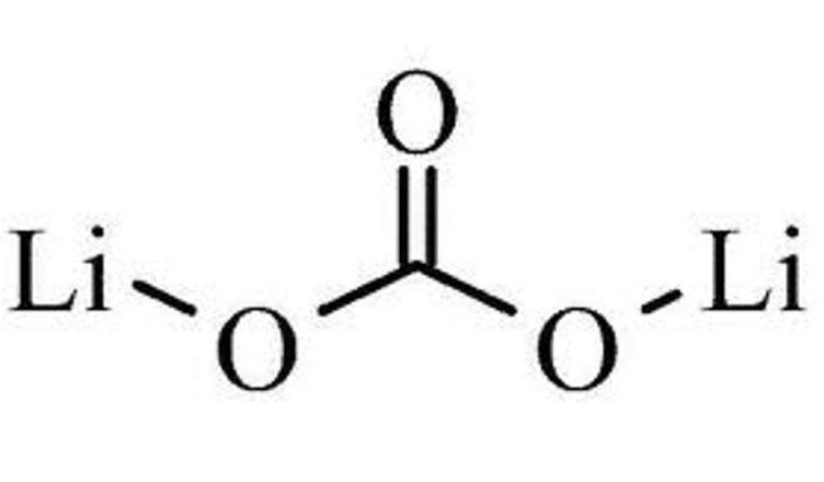 Carbonato de lítio