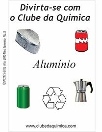 Revista Divirta-se com o clube da química alumínio