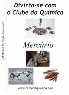 Revista Divirta-se com o clube da química mercúrio