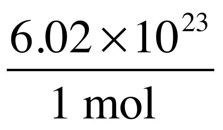 Equação Definição de mol
