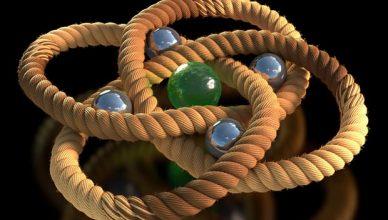 Corda de átoms