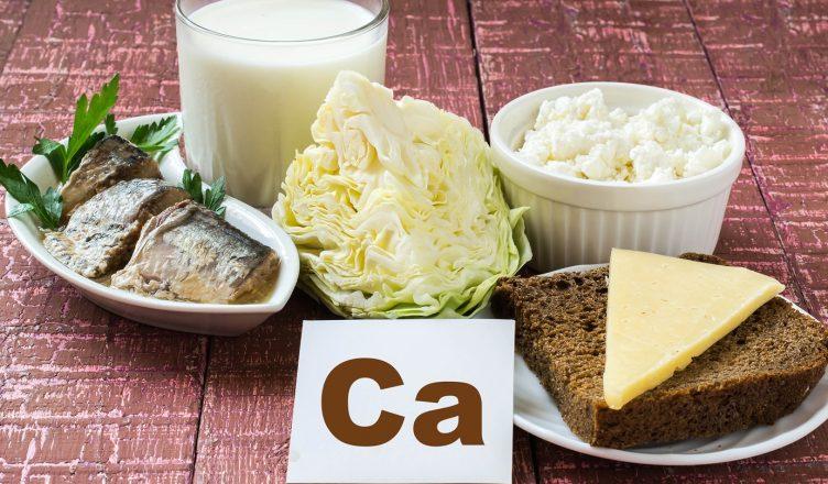 Cálcio nos alimentos