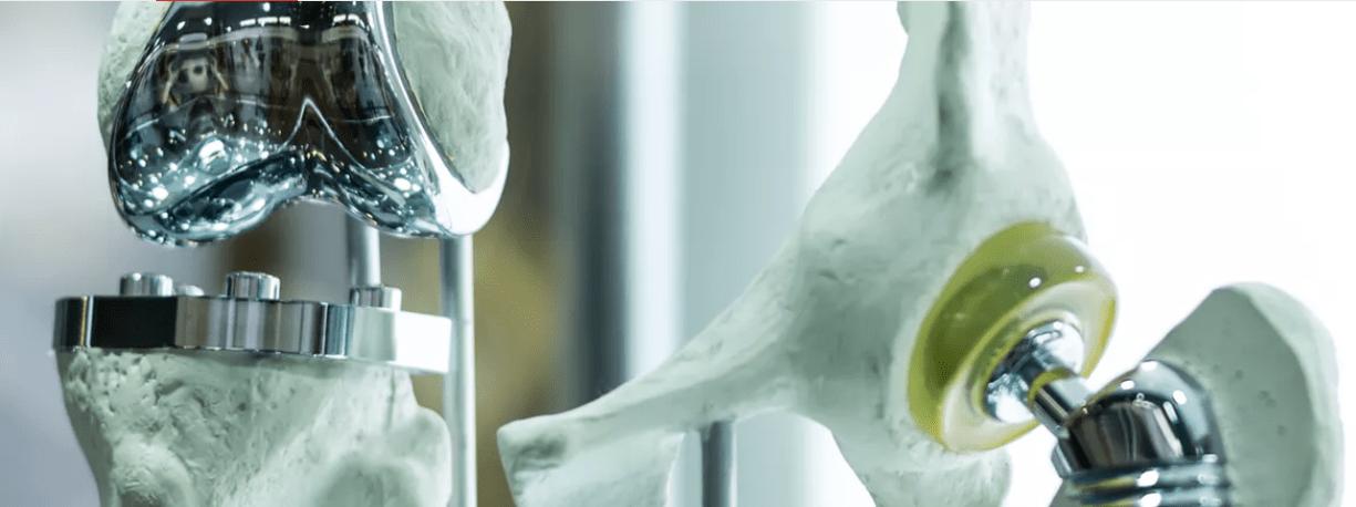 Titânio: um metal para substituir o corpo humano
