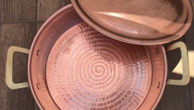 Panela de cobre