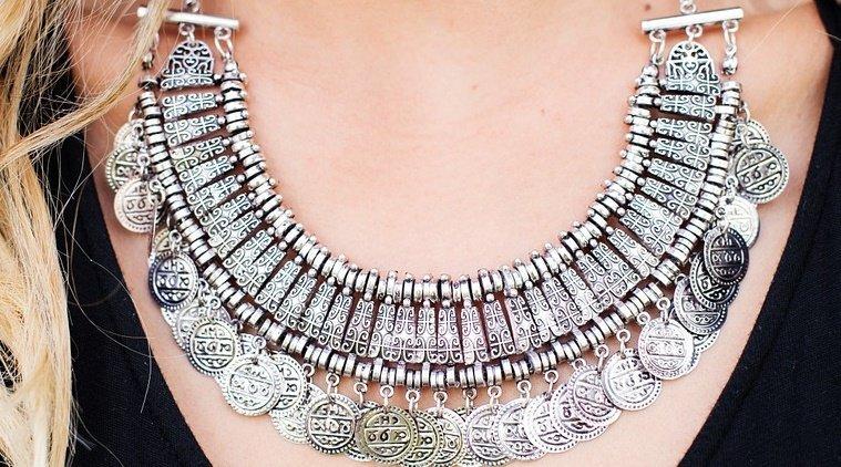 O sete tipos de prata usados em jóias