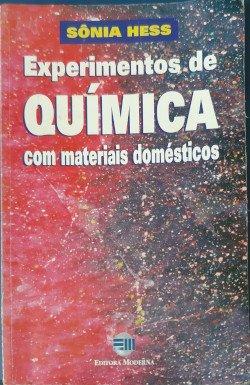 Experimentos de Química com Materiais Domésticos