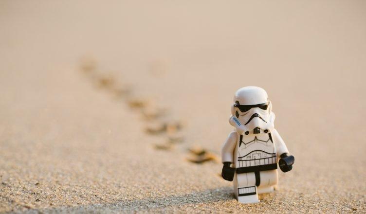 Lego-scaled