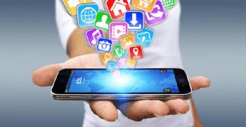 aplicativos ajudam o ambiente