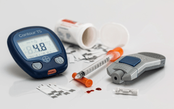 medido de glicemia (glicosímetro