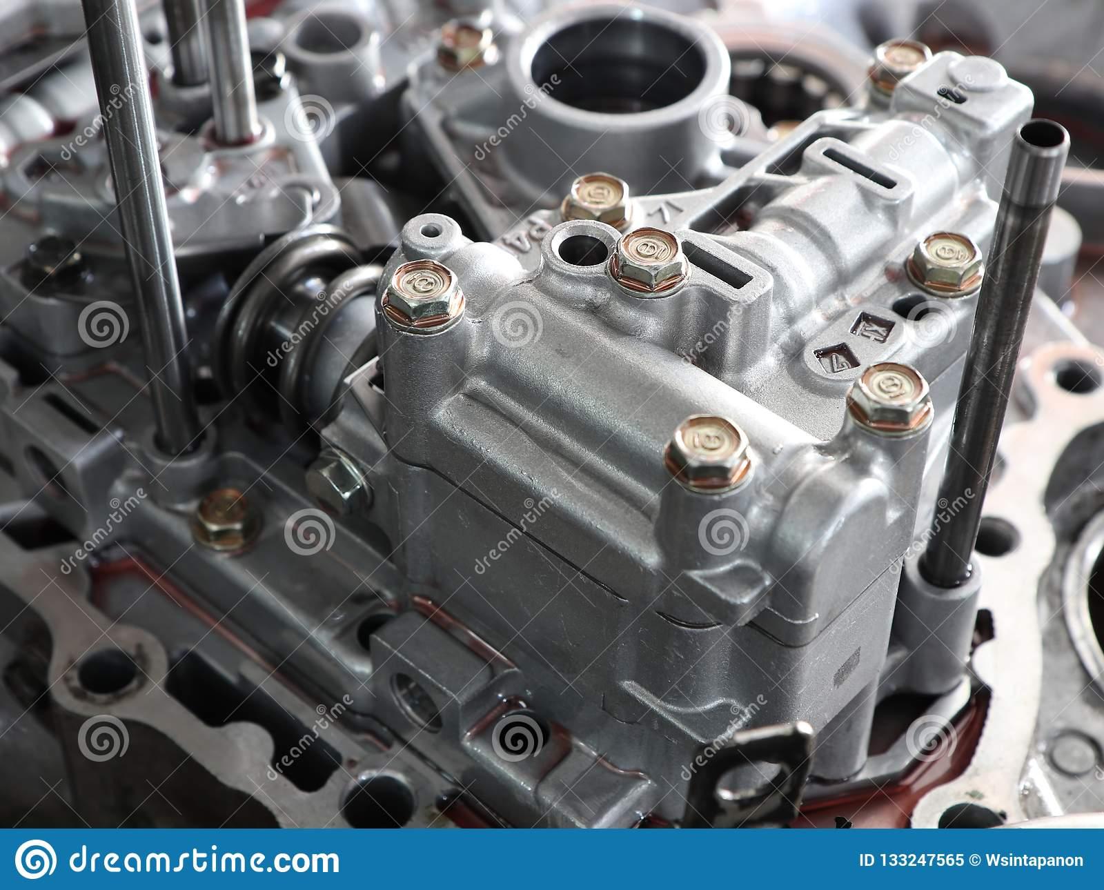 Motor de alumínio