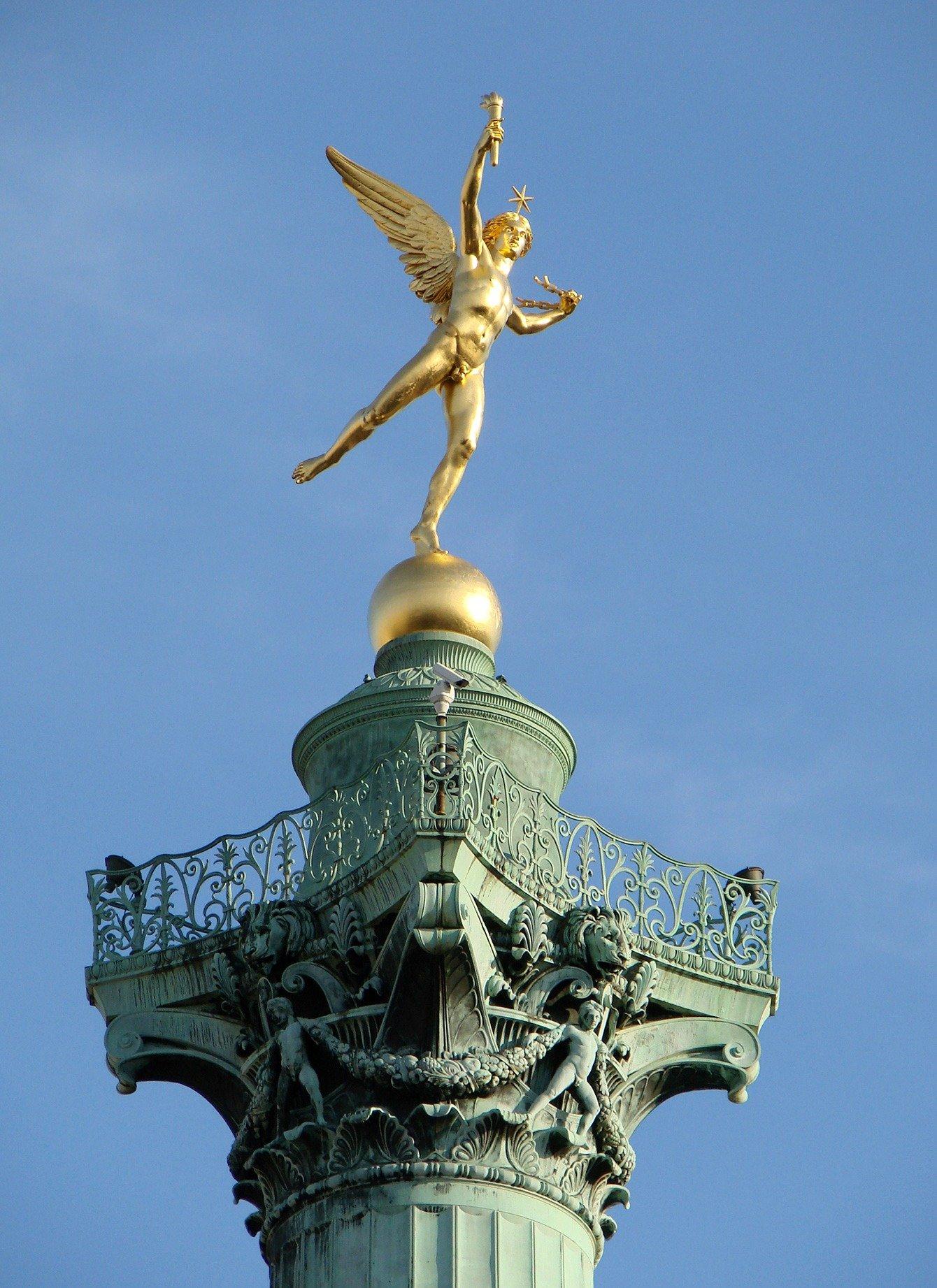 Espírito da Liberdade - Paris