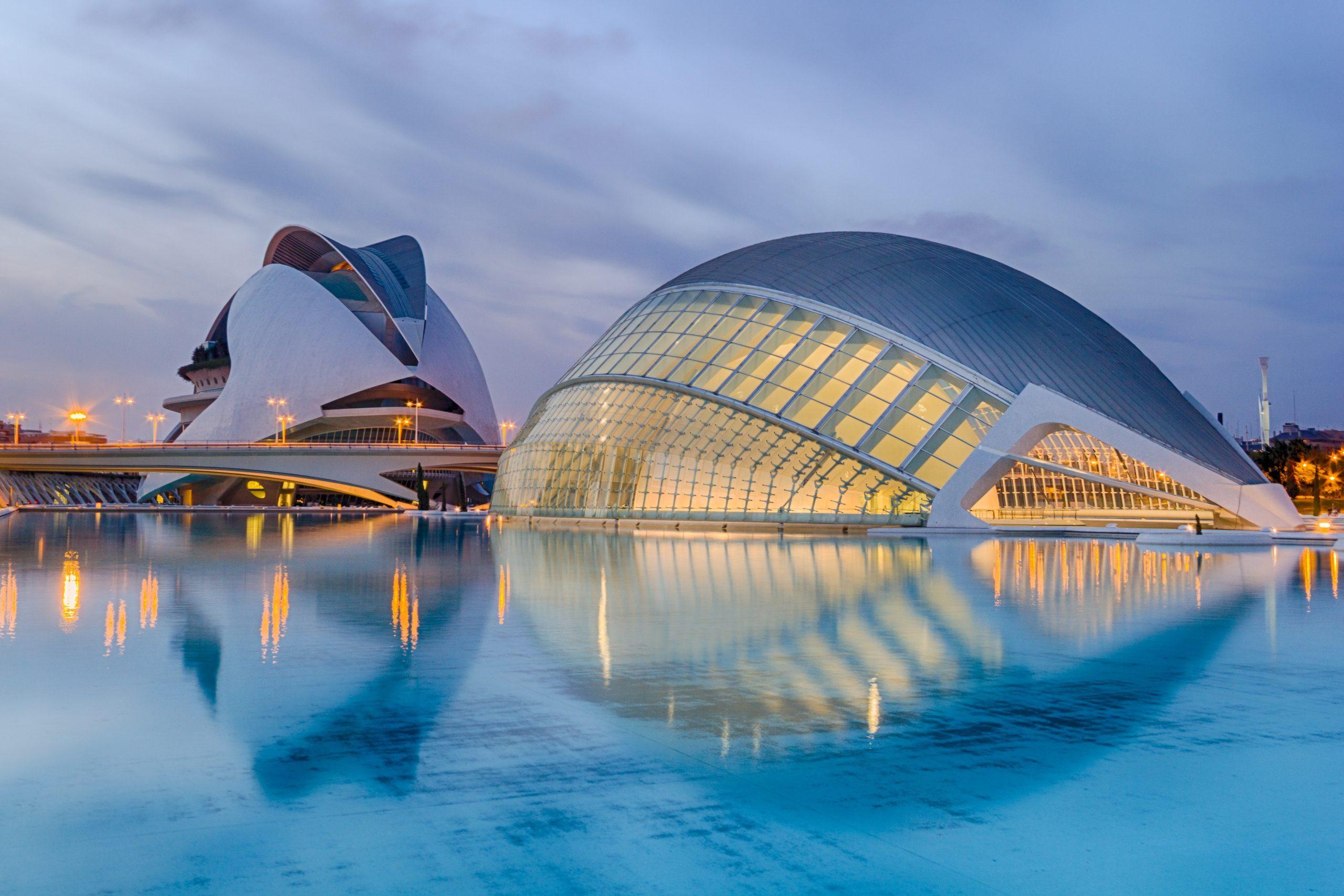 Cidade de Valência (Espanha)