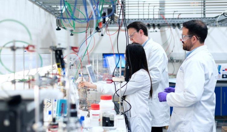 Equipamento laboratório de Química