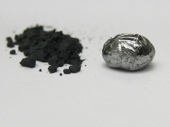 Mineral rênio