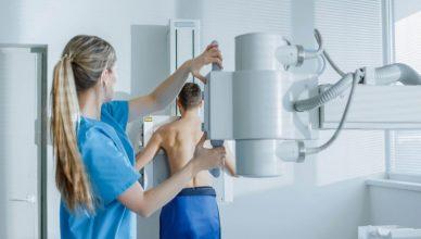 aparelho de raios X