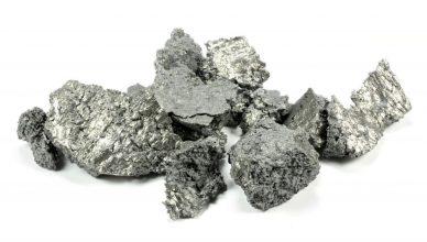 Mineral de ítrio